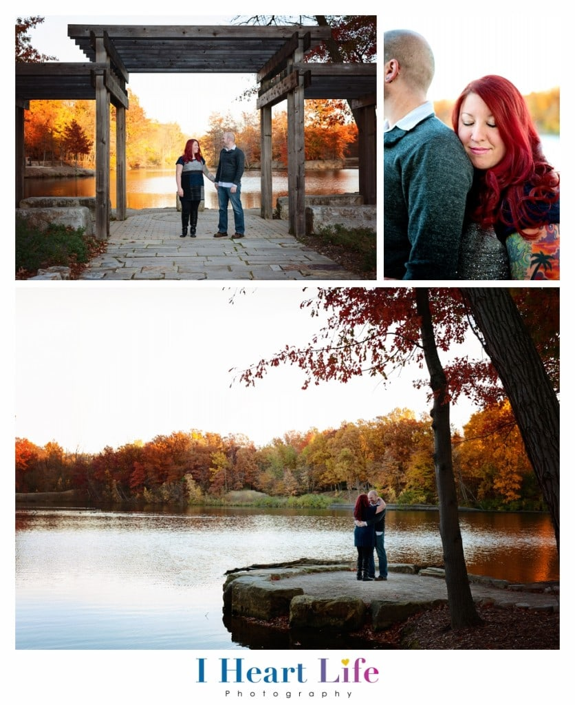 Cleveland Engagement Picture