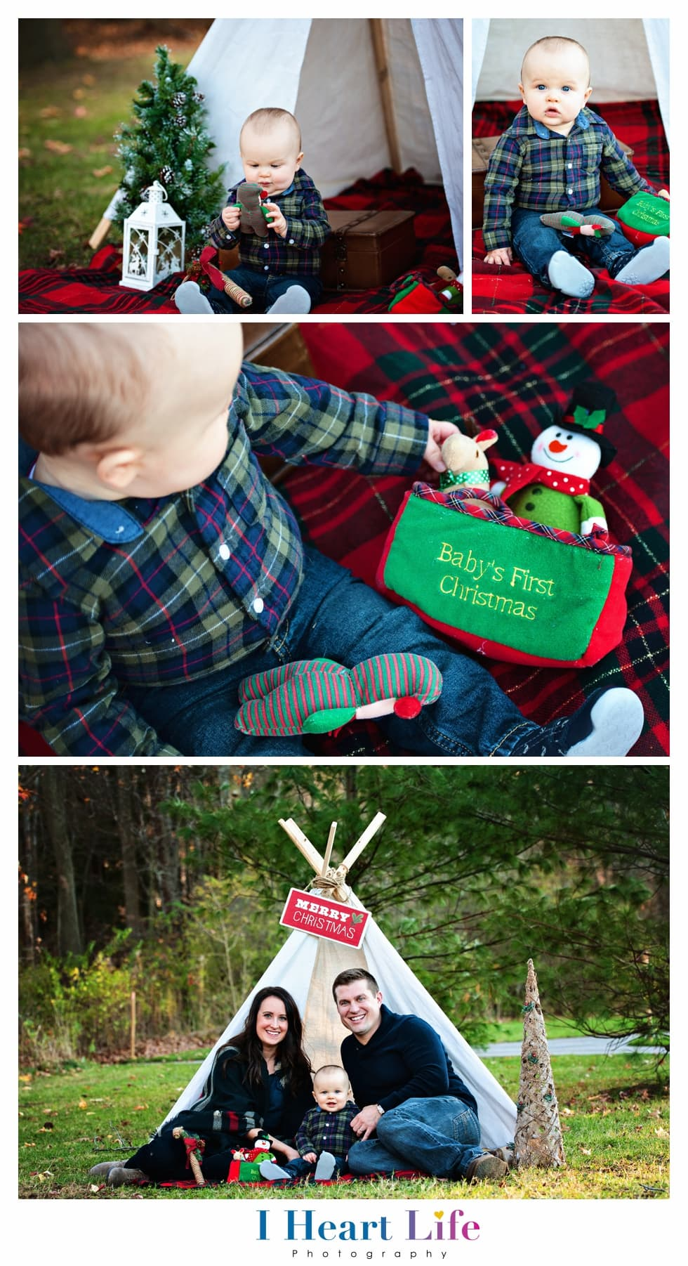 Fun fall family pictures in Rocky River Metroparks Ohio