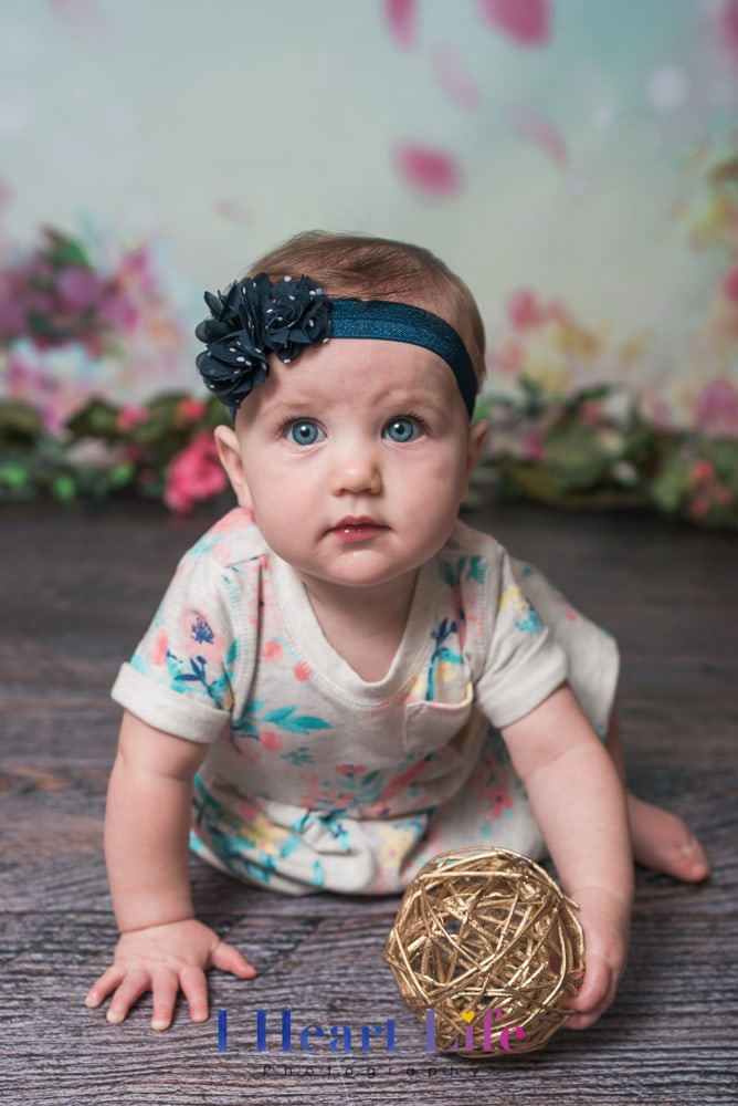 Westlake Baby Photographer | 6 Months Baby Picture