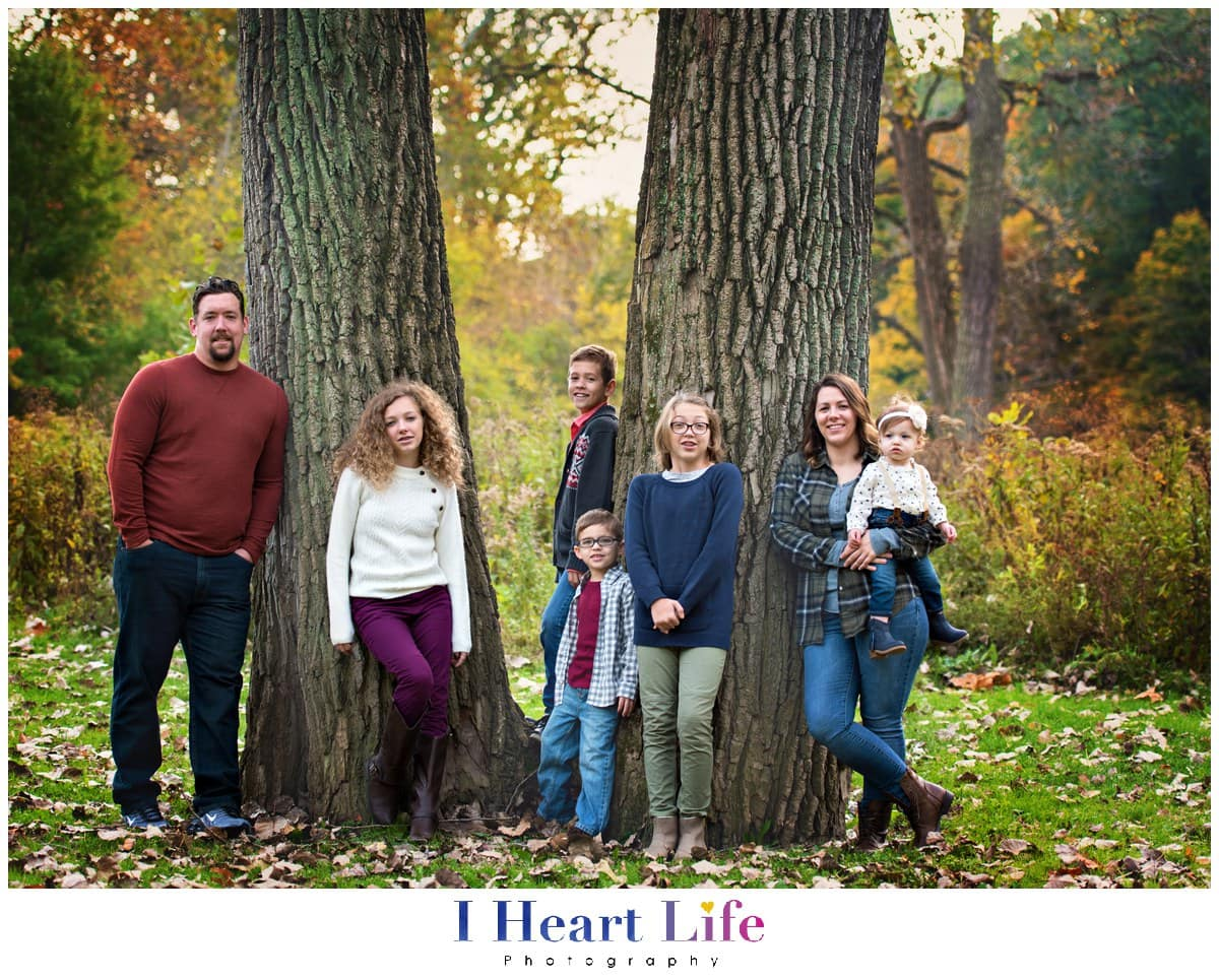 Lakewood Family Photographer | The Black Family Photos