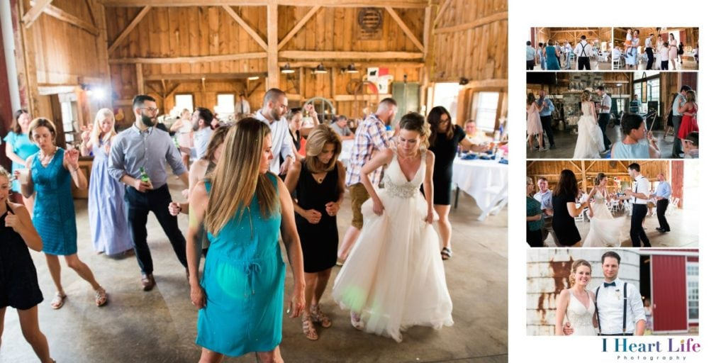 Wedding Venue: Nolan Barn in Wakeman Ohio