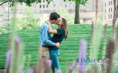 Kristen + Devan | Summer Engagement Session