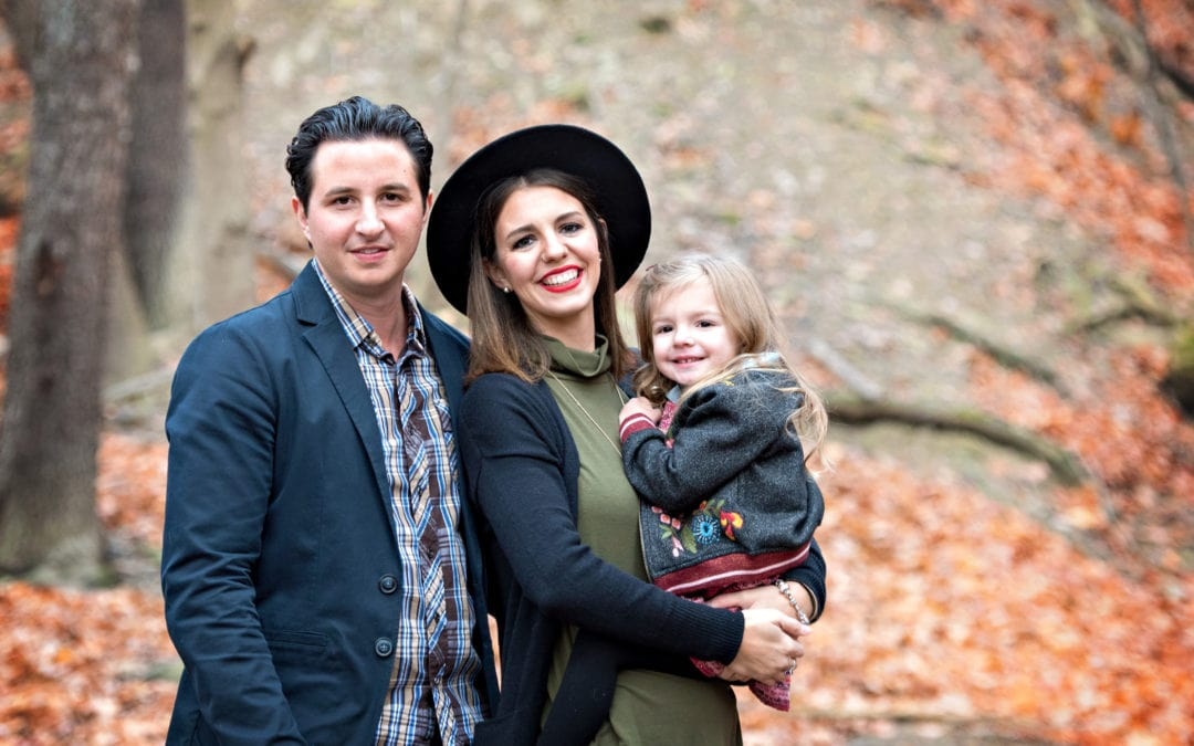 Cleveland Family Photo Mini Session 2018