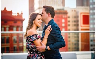 Isabella + Romeo | Cleveland Engagement Session