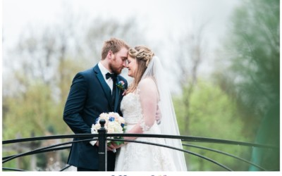 Monica + Kyle | Wedding at Emerald Event Center, Avon